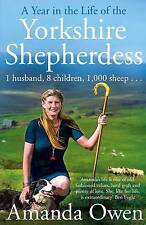 A Year in the Life of the Yorkshire Shepherdess, Owen, Amanda | Hardcover Book |