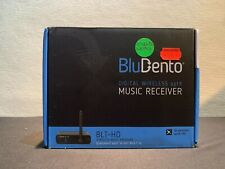 BluDento Digital Wireless Music Receiver BLT-HD - Open Box