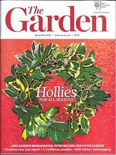 RHS THE GARDEN Magazine - December 2015