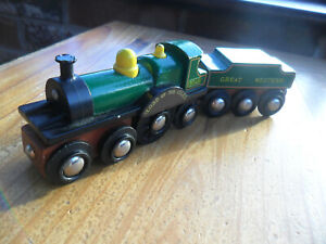 Brio Wooden LORD OF THE ISLES - Train of the World Series Thomas Compatible