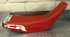 Honda CR500 Seat  Used OE Part  Fits 1989  P/N 77100-KZ3-670