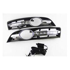 LED DRL Daytime Running Lights Lamp Fit For Volkswagen VW Passat B6 2006~2010