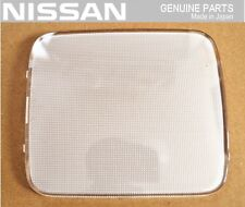 NISSAN GENUINE S14 Silvia Dome Map Light Lamp Lens Cover OEM JDM 200SX 240SX