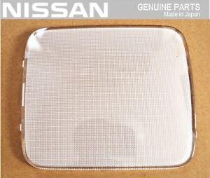 NISSAN GENUINE Skyline R33 BCNR33 GTR Dome Map Light Lamp Lens Cover OEM JDM