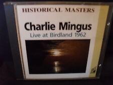 Charlie Mingus – Live At Birdland 1962