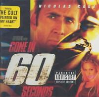 VARIOUS ARTISTS - GONE IN 60 SECONDS [ORIGINAL SOUNDTRACK] [PA] NEW CD
