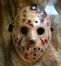 """Friday the 13th: Part 4 """"The Final Chapter"""" Mask"""
