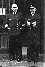 WW2 - Amiral Doenitz, Chef des forces sous-marines allemandes