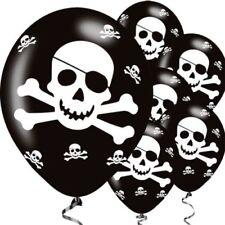 Artículos de fiesta piratas sin marca color principal multicolor