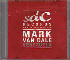 Mark Van Dale-Venezuela Promo cd single