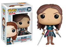 "ASSASSINS CREED UNITY ELISE 3.75"" POP VINYL FIGURE FUNKO BRAND NEW"