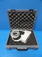 Siemens Acuson 4V2 Vector Array Ultrasound Probe & Case for Acuson Sequoia(8592)