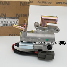 NEW GENUINE Nissan Idle Air Control Valve AACV for SR20DET S13 IACV 23781-50F05