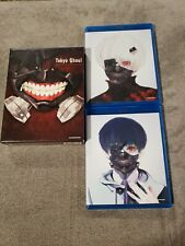 Tokyo Ghoul Season 1 Blu-ray/Dvd Limited Edition Anime Box Set
