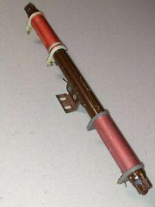 Ferrite plastifier 12.5 mm Diamètre  200 mm Long  + bobine Mobile  Nos   (CL6/7p