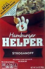 Betty Crocker Hamburger Helper Stroganoff Pack of 3 6.4 oz Boxes