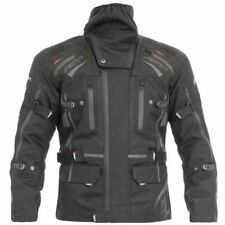 RST Pro Series PARAGON V Motorcycle Jacket Touring/ Adventure BLACK UK40/EU50