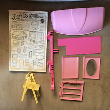 Barbie Magic Motor Home RV Replacement Parts and Pieces Lot