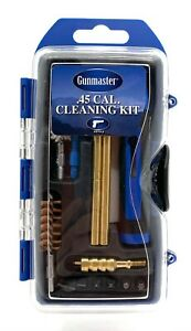 Gunmaster .45 Caliber Pistol Cleaning Kit 14 Piece Compact Easy To Use 38281