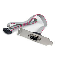 Conn RJ-12-D-Sub Adapter 6//9 POS ST Cable Mount 1//1 Port Bag 25 Items AT-23065