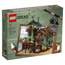 Lego Ideas 21310 Old Fishing Store - BRAND NEW in SEALED BOX