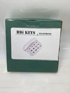 *NEW* BIG KEYS CORDED TELEPHONE