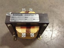 Badger 704-00054 Bt111042T Transformer 0.150 kVa 150 Va Control 70400054