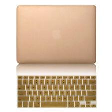 Metallic Rubberized Hard Case Keyboard Cover fo Macbook Pro 13/15 Air 13/11 Inch