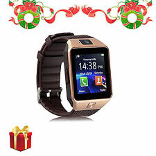 HD Screen Bluetooth Smart Watch for Samsung Galaxy Core Prime Note 5 S7 S5 S6 S4