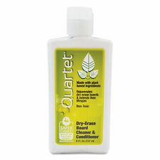 Quartet Whiteboard Conditionercleaner For Dry Erase Boards 8 Oz Bottle 551