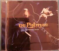 LA DERNIÈRE ANNÉE - DE PALMAS (CD) Ref 2152