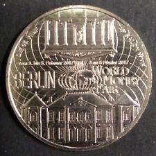Monnaie de Paris World Money Fair Berlin 2017 medaille MDP penning