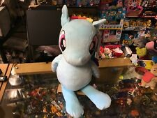 "MY LITTLE PONY HUGGABLE PLUSH SOFT TOY RAINBOW DASH ONLY 16"" NEW TAGS"