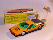 Alfa romeo Carabo Bertone - ref 1426 au 1/43 di dinky toys atlas