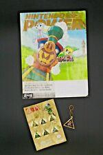 Nintendo Power Magazine 09 The Legend Of Zelda: Spirit Tracks & Link Keychain