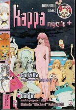 Kappa Magazine n.125 Godzilla - Goblin Makoto 'Michael' Kobayashi ed.Star Comics