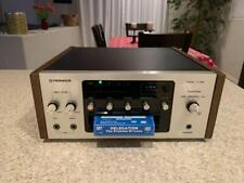 Pioneer H-R99 8 Track Tape Player/Recorder, Working, Cleaned and Demagnetized!