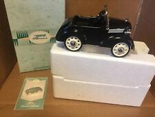 Hallmark Kiddie Car Classics - 1937 Garton Ford Luxury Edition - With Coa