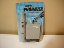 EASY MARKER DIAMOND TIP ENGRAVER (Battery Operated and Portable) *NEW