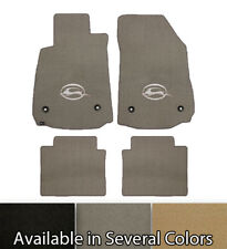 Impala & Impala SS Velourtex Carpet Floor Mats-Choice of Carpet Color & Logo