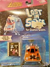 🔥 JOHNNY LIGHTNING Lost in Space Space Pod w/ Orig film clip #2 🔥