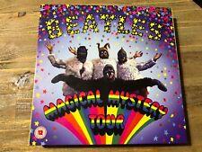BEATLES Magical Mystery Tour DELUXE BOX SET COFFRET (Bluray/DVD/Double-Vinyl EP)