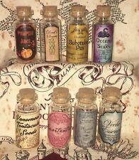 "8 Harry Potter 2"" Apothecary Potion Bottles  Christmas Stocking Stuffer Custom"