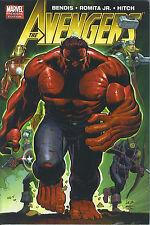 Avengers Volume Vol 2 HC Hardcover Marvel Comics 2011(#7-12) Bendis Romita Jr