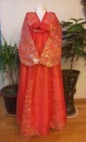 Korean Hanbok Traditional Costume Dress Set/ Women / 2pcs-S/ST.IR.1