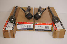 2 Inner Tie Rod End MEOE174 + 1 Left and 1 Right Outer Tie Rod End MEOE73 MEOE72
