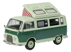 Modell Campingbus Ford Taunus Transit FK 1000 1:43 Art.Nr.9928935