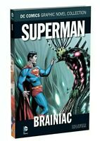 DC COMICS GRAPHIC NOVEL COLLECTION - VOL 27 - SUPERMAN - BRANIAC - NEW + SEALED