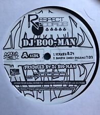 "DJ Boo-Man Baltimore Club 12"" Vinyl Breaks Breakbeat House Bmore Icey Stanton"