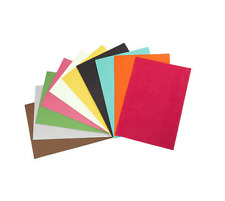 A4 Funky Foam Sheets EVA Craft 2mm Thick Approx - Choose Pack Size and Colour